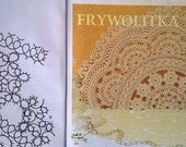 Tatted Monster doily by Stawasz - pattern in the Moje Robótki magazine