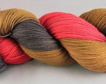 The Boy King - MCN sock yarn
