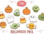 Halloween MINI Sticker Pack