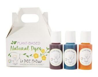 Natural Dyes Kit, Tie Dye, Easter Egg Dye