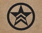 Mass Effect Renegade Metal Wall Art