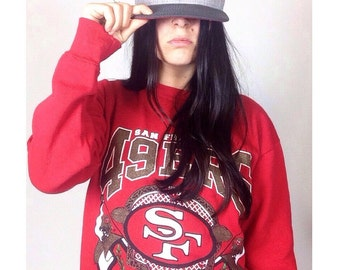 90's San Francisco 49ers Sweatshirt