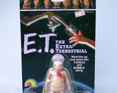 Vintage 1982 E.T. wind-up Action Figure (MOC) Mint On Card