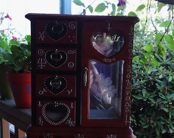 Erzulie Jewelry Box