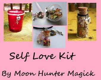Self Love Self Esteem Combo Kit Confidence Ritual Kit