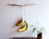 Driftwood Australian beach wood banana hanger