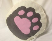 Pusheen Paw Pillow cover