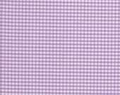 Lavender Gingham - 1/8 inch Gingham - Gingham Fabric - Riley Blake