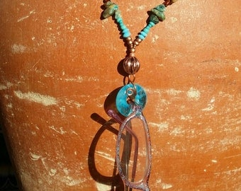 Genuine Agate Eyeglass Lanyard Beaded Glasses Holder