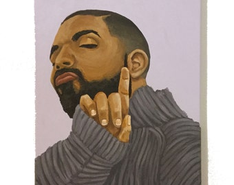 Hotline Bling Painting