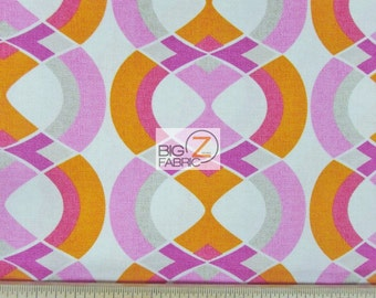 """Abstract Mod Tex By Robert Kaufman 100% Cotton Fabric - 45"""" Width Sold By The Yard (FH-1916)"""