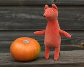 Fox  stuffed toy,  plush toy fox