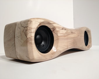 Solid Wood, Portable Bluetooth Speakers - 16200