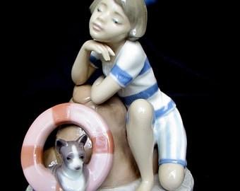Lladro Monday's Child 6011