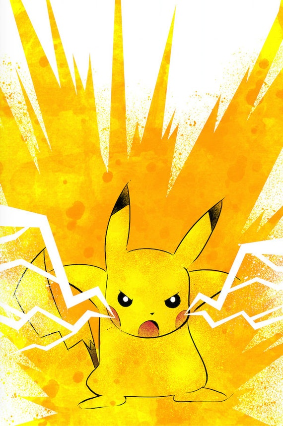 Picachu Pokemon Posters Images | Pokemon Images