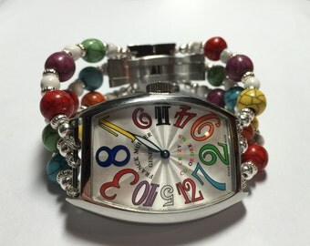 Colorful Watch Band(Band only)