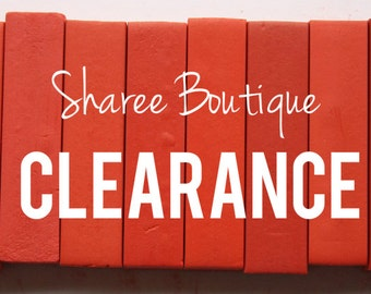 CLEARANCE - 8 HAIR CHALKS - Temporary Color Pastels, Shades of Red