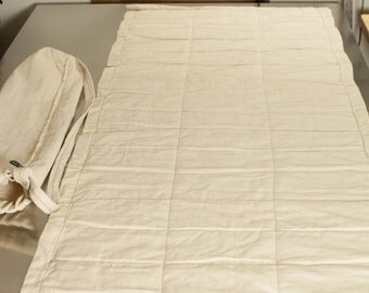 Hemp Yoga Mat (and Organic Cotton 70h/30c)
