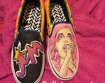 Hand Painted Jem sneakers