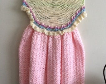 Little girls dress and cape size 4/5