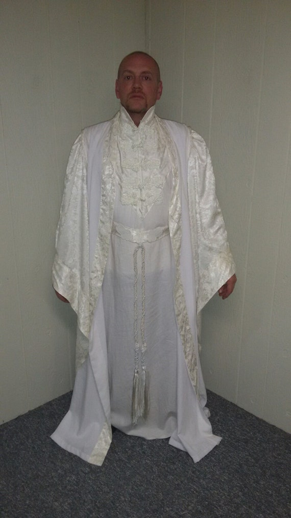 Authentic Looking Saruman Robes
