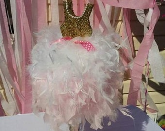 Paper & Party supplies, ballerina birthday, ballet party décor, ballerina favor, ballerina party, ballerina décor, ballet decorations