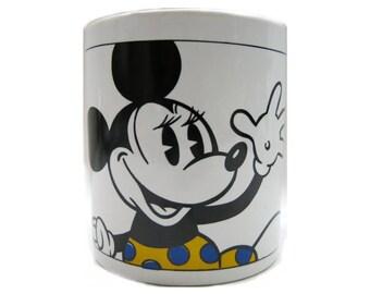 Vintage KilnCraft coffee mug - Minnie mouse