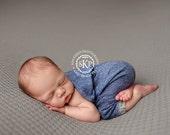 Newborn Photography Fabric Backdrop - Whimsy Backdrop in Gray -  2 Yards - Photography Backdrop, Posing Fabric, Newborn Prop