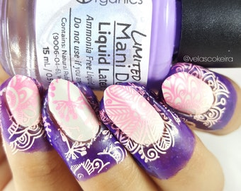 how to clean up liquid nails