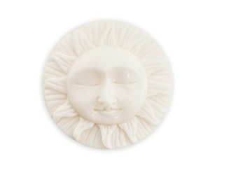 Sunshine Cabochon Necklace