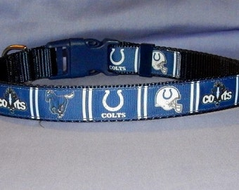 Indianapolis Colts collar