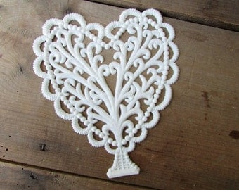Cake Topper Heart Backdrop Vintage Wedding Cake Supply
