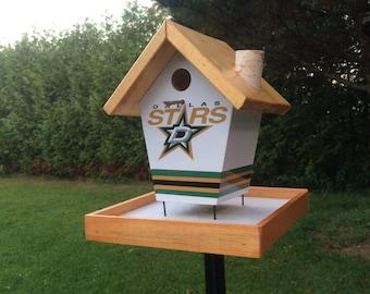 Dallas Star Bird feeder
