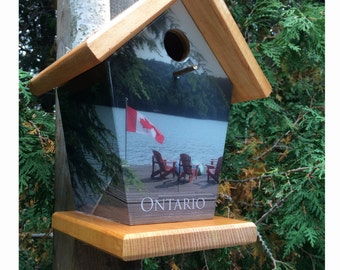 Ontario Birdhouse