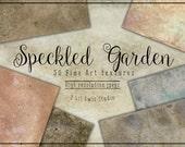 Speckled Garden - Fine Art Textures, Photoshop Textures