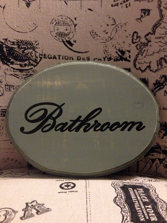 Adorable bathroom sign large sage bathroom 7x9 for 7x9 bathroom designs