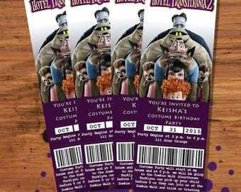 Digital Only - Hotel Transylvania 2 Movie Tickets