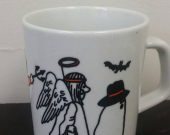 Halloween Trick or Treat Mug Brazil