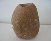 Natural Tall Stone/Rock Planter / Outdoor Planter/ Indoor Planter / Asian / Minimalist