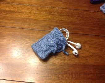 Owly Earbud Pouch