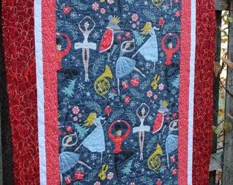 Nutcracker blanket   Etsy : nutcracker quilt - Adamdwight.com