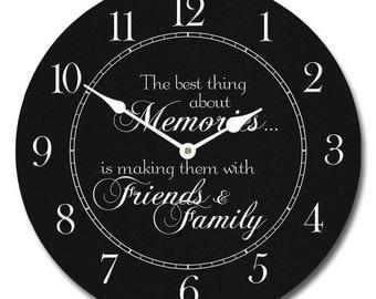 Memories Black Clock