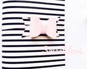 Simple stripes Fauxdori Genuine Leather  Sweetdori. All sizes available