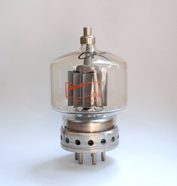 Eimac 4 400a Vacuum Tube High Power Tetrode Transmitting