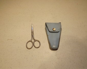 Baby Scissors in Case
