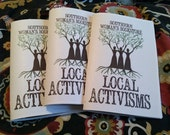 Local Activisms- Southern Woman's Bookstore Zine #2