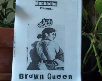 "Muchacha ""Brown Queen: Latina Voices of the 21st Century """