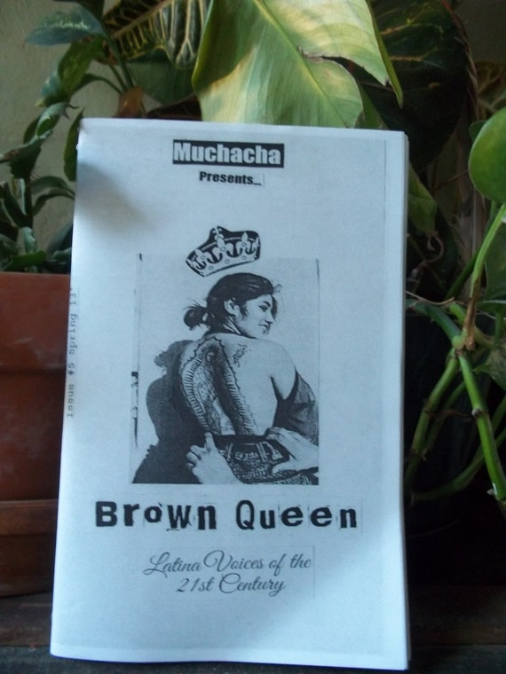 """Muchacha """"Brown Queen: Latina Voices of the 21st Century """""""