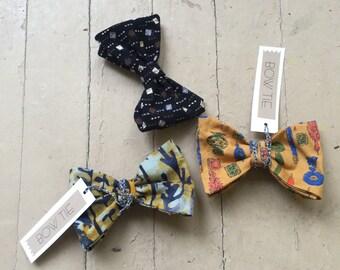 Boys Hip Vintage Bow tie