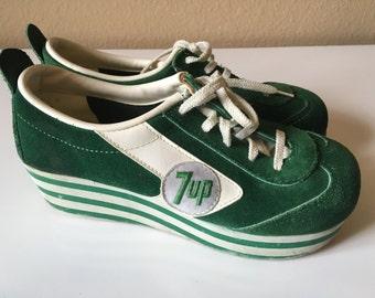 vintage soda shoes etsy